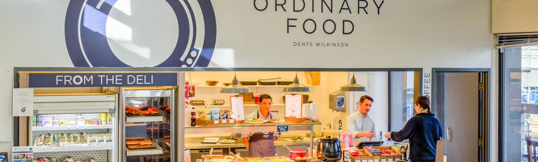 Beyond Ordinary Cafe